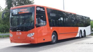 Helsingin Bussiliikenne – kokemuksia Virtaa Arkeen – koulutuksesta